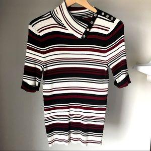 White House - Black Market Top Sweater Medium